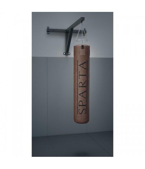 Мешок для MMA SPARTA из воловьей кожи 1.8 м 300 мм 70 кг