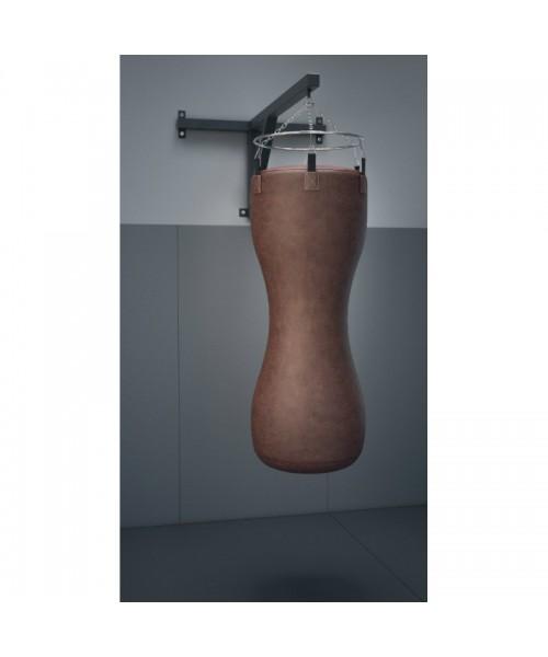 Мешок-восьмерка для MMA SPARTA из воловьей кожи 1.4 м 400 мм 50 кг