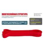Резинова петля HVAT красная 5-22 кг