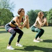 Набор фитнес резинок Hip Bands GoFLEX Fashion