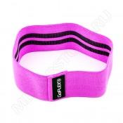Набор фитнес резинок Hip Bands GoFLEX Pink