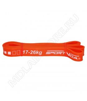 Эспандер-петля (резинка для фитнеса) SportVida Power Band 17-26 кг