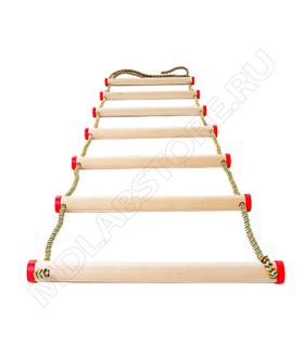 Лестница веревочная для шведской стенки