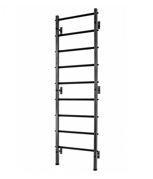 Шведская стенка MDL пристенная стандартная черная PR-S-Ch-000.000.000