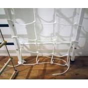 Шведская стенка MDL в распор усиленная белая VR-U-B-105.301.000-1234