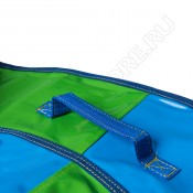 Тюбинг (санки ватрушка) Classic Maxi 100 сине-зеленый