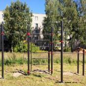 Уличный спортивный комплекс MDL Школьник