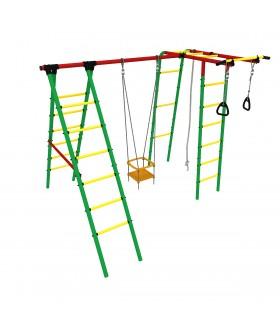 Уличный детский спортивный комплекс Kampfer Happy Child