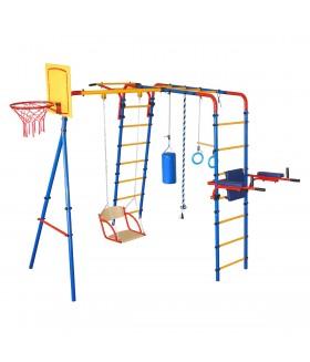 Уличный детский спортивный комплекс Юный Атлет Плюс