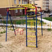 Уличный детский спортивный комплекс MDL