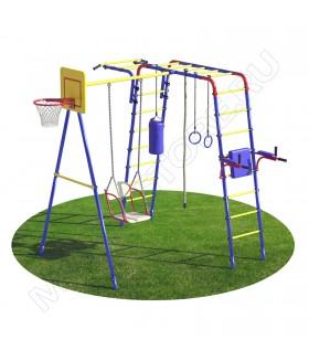 Уличный детский спортивный комплекс MDL Юниор Плюс